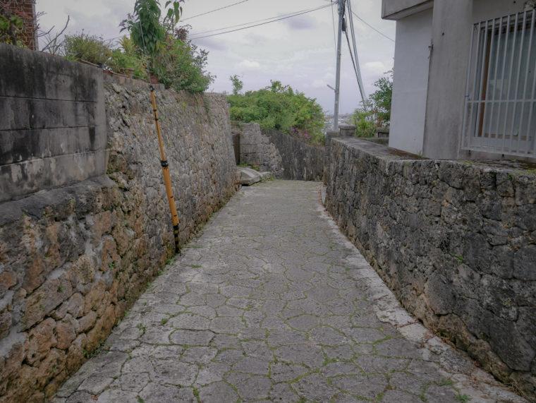 金城町石畳道